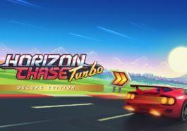 Horizon Chase Turbo Cover