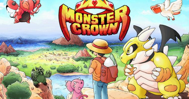 Monster Crown Launch 800x400