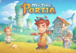 My Time At Portia Gratis Di Epic Games Store