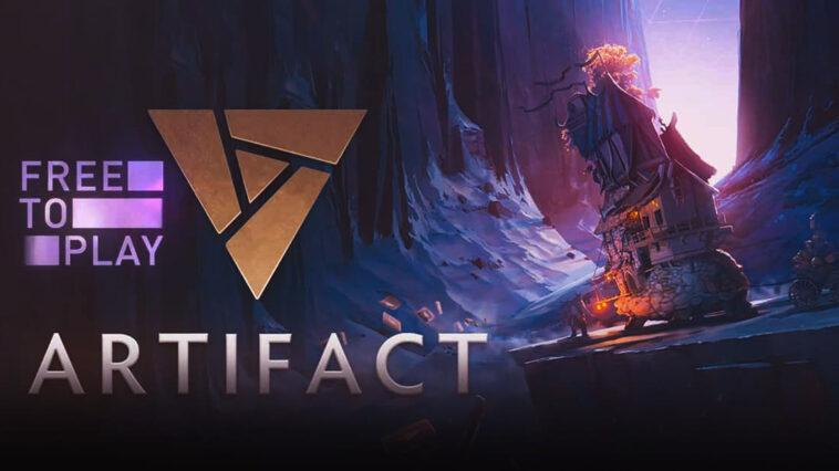 Artifact Development Canceled And Now Free To Play