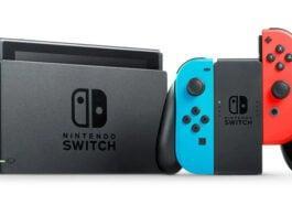 Nintendo Switch Update 12.0.3